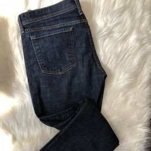 Citizens of humanity AVA jeans size 12